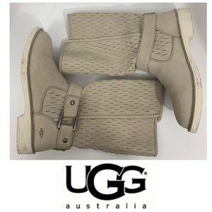 UGG Shani Cream Horchata Tall Boot